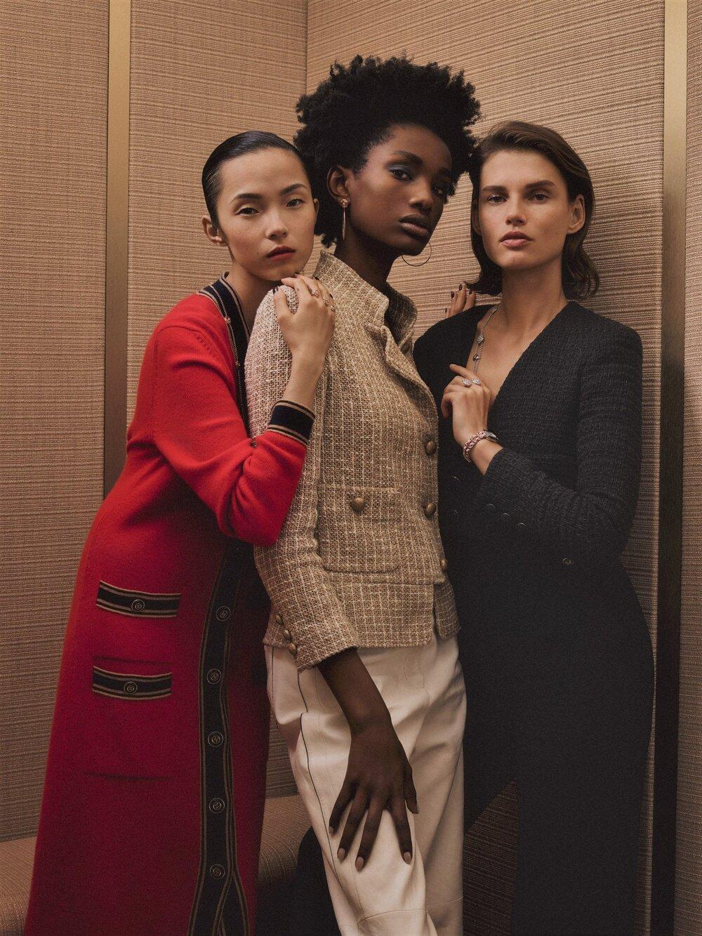 Inspiratie de stil: Chanel