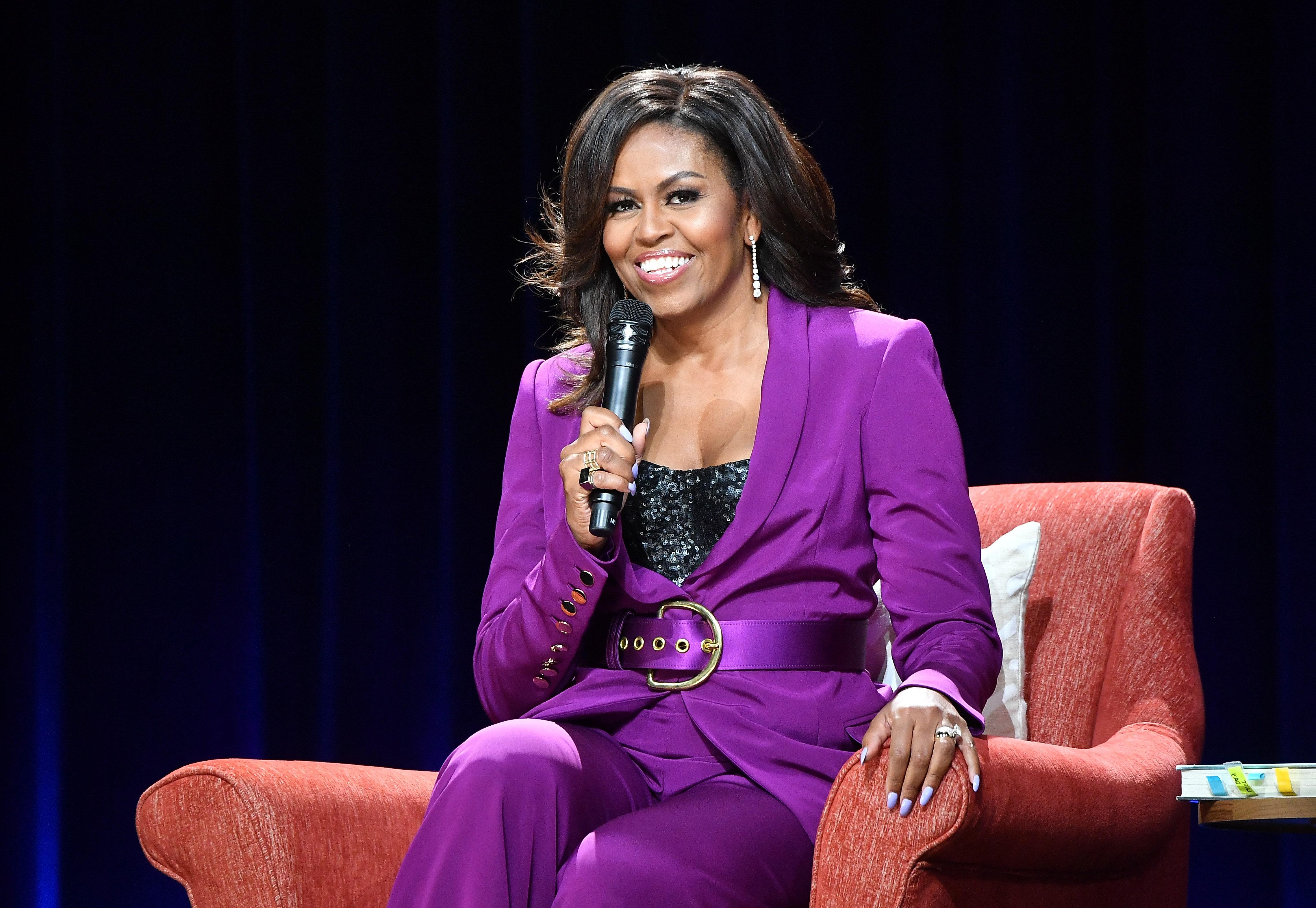 Stilul lunii: Michelle Obama